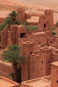 Ouarzazate... A doorway to the desert