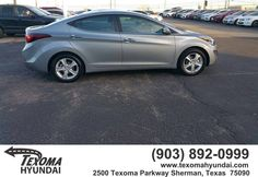 https://flic.kr/p/BWJq3R | Texoma Hyundai Customer Review | DJ provided excellent service and helped me get a good deal.  Very pleasant experience.  SUE, deliverymaxx.com/DealerReviews.aspx?DealerCode=L967&R...