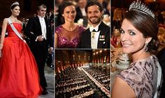 The royal families of Sweden and Norway, along with their partners and children, have given this year's annual Nobel Prize ceremonies an injection of prestige not seen in recent times.