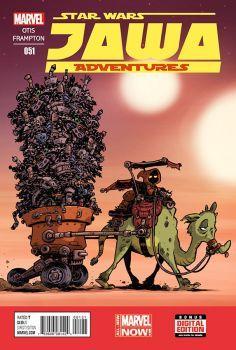 Jawa Adventures 051 by OtisFrampton on DeviantArt Star Wars Cartoon, Star Wars Comics, Star Wars Humor, Star Wars Art, A Comics, Star Wars Pictures, Funny Times, User Profile, Marvel