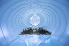 ICEHOTEL #23   Art Suites, Jukkasjärvi   Sweden hotels and restaurants