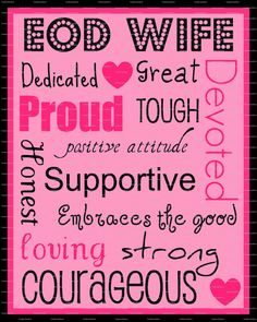 EOD Wife Subway Art  Printable Download by CreationsbyGena on Etsy,