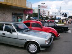 1° encontro de carros antigos Otacilio Costa SC 15-03-2015