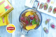 Something I've always wanted to create is a homemade peach tea, sweetened naturally. Raspberry Ice Tea Recipe, Raspberry Iced Tea, Peach Ice Tea, Iced Tea Recipes, Drink Recipes, Homemade Iced Tea, Stone Soup, Smoothie Recipes, Smoothies