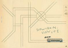 SLOW TRAIN, SLOW LIFE. 2016夏 キハ48
