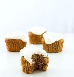 Pulp recept | Wortelpulp ontbijtmuffins met frosting