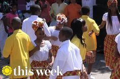 Video of 2014 St. Thomas' Carnival Cultural Food Fair