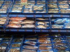 Storage of fish in cold storage! http://www.aboard.co.za/refrigeration.html