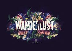 Wanderlust by Fabian De Lange, via Behance