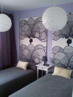 House of Mimzy Headboards, Bookshelves, House Ideas, Interior Design, Handmade, Home Decor, Head Boards, Hipster Stuff, Bed Heads