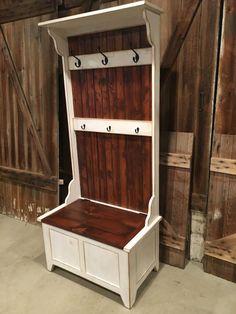 Reclaimed Wood & Barnwood Furniture | Furniture From The Barn |