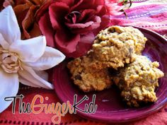 Pumpkin Nut Oatmeal Chocolate Chip Lactation Cookies | WhyClothDiaper.com