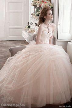 ballgown wedding dress