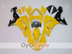 Injection Fairing kit for 06-07 NINJA ZX-10R - SKU: OYO87901578 - Price: US $569.99. Buy now at http://www.oyocycle.com/oyo87901578.html