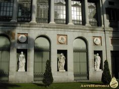 Museo del Prado (Madrid). Matronas. Ramón Barba
