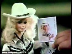 80's western barbie. My all time fav barbie.