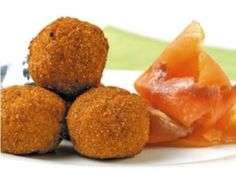 Croquetas de salmón para #Mycook http://www.mycook.es/cocina/receta/croquetas-de-salmon