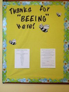 School Counseling from A-Z: Attendance Bulletin Board