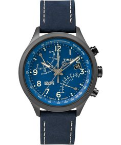 Intelligent Quartz® Fly-Back Chronograph | Casual, Dress, and Sport Watches for Women & Men