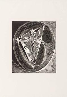 Gertrude Hermes 'The Yolk', 1954 © The estate of Gertrude Hermes