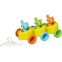 Cheese Squad Racers from Happy Baby: Toys They'll Love on Gilt Tomy Toys, Pull Along Toys, Johnson Family, Emotional Development, Matching Games, Happy Baby, Family Christmas, Christmas 2014, Rubber Duck