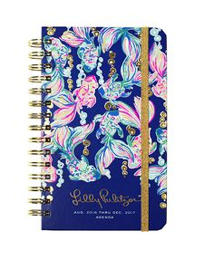 Shop for the 2016-2017 Medium Agenda - Going Coastal. The Lilly Pulitzer Medium Agenda is here in your favorite prints. Keep your social schedule in order (and in style) with your new planner!