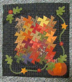 Lone Star Mercantile autumn quilt