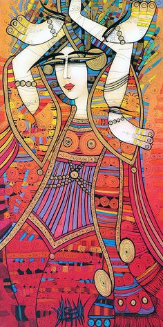 Dancer With Doves ~ Albena Vatcheva