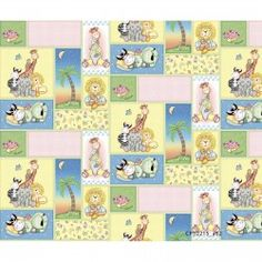 This Bazooples Sweet Dreams Patch fabric matches our Bazooples Sweet Dreams panel and will make adorable nursery or bedroom decor. By Springs Creative. Baby Quilt Panels, Panel Quilts, Fabric Remnants, Baby Quilts, Sweet Dreams, Baby Room, Sewing Projects, Patches, Cotton Fabric