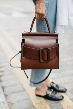 The Karl Bag From Boyy Is Our Latest Accessory Crush (Le Fashion) - Women's Bags My Bags, Purses And Bags, Tote Bags, Fashion Bags, Fashion Accessories, Style Fashion, Fashion Ideas, Jewelry Accessories, Women's Fashion
