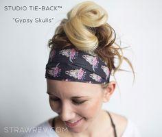 STUDIO TIE-BACK™ GYPSY SOUL COLLECTION – Strawberry Revolution