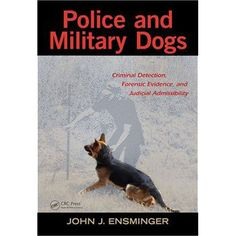 U.S Military Police Dogs, U.S Army Issued