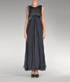 Long Dress. Armani