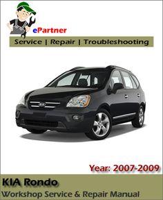 23 best kia service manual images on pinterest repair manuals kia rh pinterest com Kia Sedona 2007 Kia Rondo