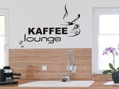 Vintage Kaffee Lounge mit Kaffeetasse