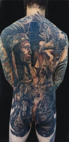 High quality inspiration by Mike DeVries. For more tattoo culture check out somequalitymeat.com