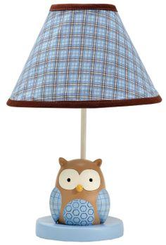 Owl Classroom Theme: owl lamp