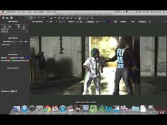 Rotoscoping Tutorial in After Effects and Mocha Part 1