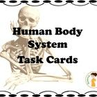 $3.75 This set includes 50 reinforcement and review cards for science students in grades 6-10.  There are 5 cards each on the body systems as a whole, an...