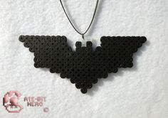 Perler/Hama - Batman Dark Knight Logo
