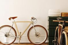 Wood.b par BSG Bikes