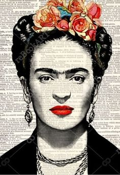 Frida Kahlo Zeitschrift - Frida Kahlo Zeitschrift La mejor imagen sobre Populares sayings para tu gusto Estás buscando algo - Fridah Kahlo, Frida Kahlo Portraits, Frida Kahlo Artwork, Frida Art, Diego Rivera, Oeuvre D'art, Art Inspo, Collage Art, Collage Portrait