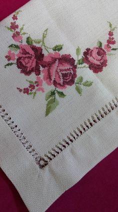 The most beautiful cross-stitch pattern - Knitting, Crochet Love Cross Stitch Quotes, Cross Stitch Letters, Cross Stitch Tree, Cross Stitch Borders, Cross Stitch Samplers, Modern Cross Stitch, Cross Stitch Flowers, Cross Stitch Charts, Cross Stitching