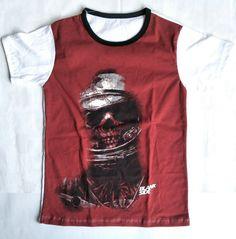 Kaos anak Distro BLANK SIDE - https://credokid.com/produk/grosir-baju-anak-branded-bandung/