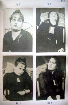 A Series of Portraits of Womenhysteria