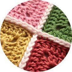 Popular joining methods for crochet.