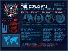 "Dipset Announces the ""Pledge Of Allegiance"" Tour | Complex"