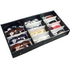 Ikee Design Vinyl Clear Top Eyewear Case for 12 Pairs Large Eyeglasses, Sun Glasses NILECORP http://www.amazon.com/dp/B00E1SBSR6/ref=cm_sw_r_pi_dp_MtLXvb0TF0PXQ