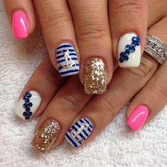 <3 Summer Nails<3