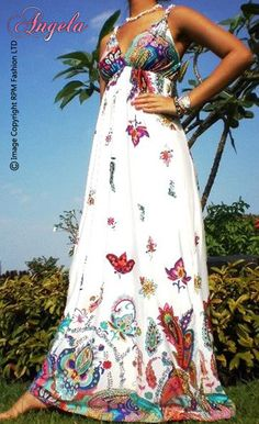 Summer maxi dress $17, think I can  afford this one! <3
